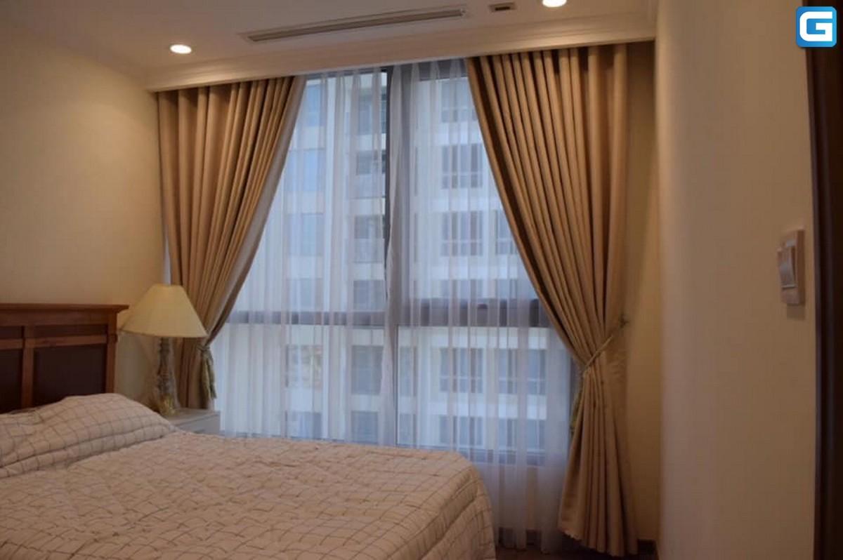 Căn hộ 1PN Landmark 5 Vinhomes Central Park cho thuê, đầy đủ nội thất, view nội khu