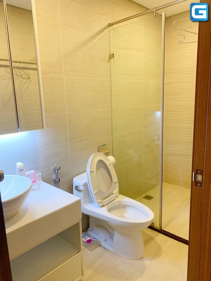 Cho thuê Vinhomes Park 6 có nội thất 2 phòng ngủ view City Đẹp