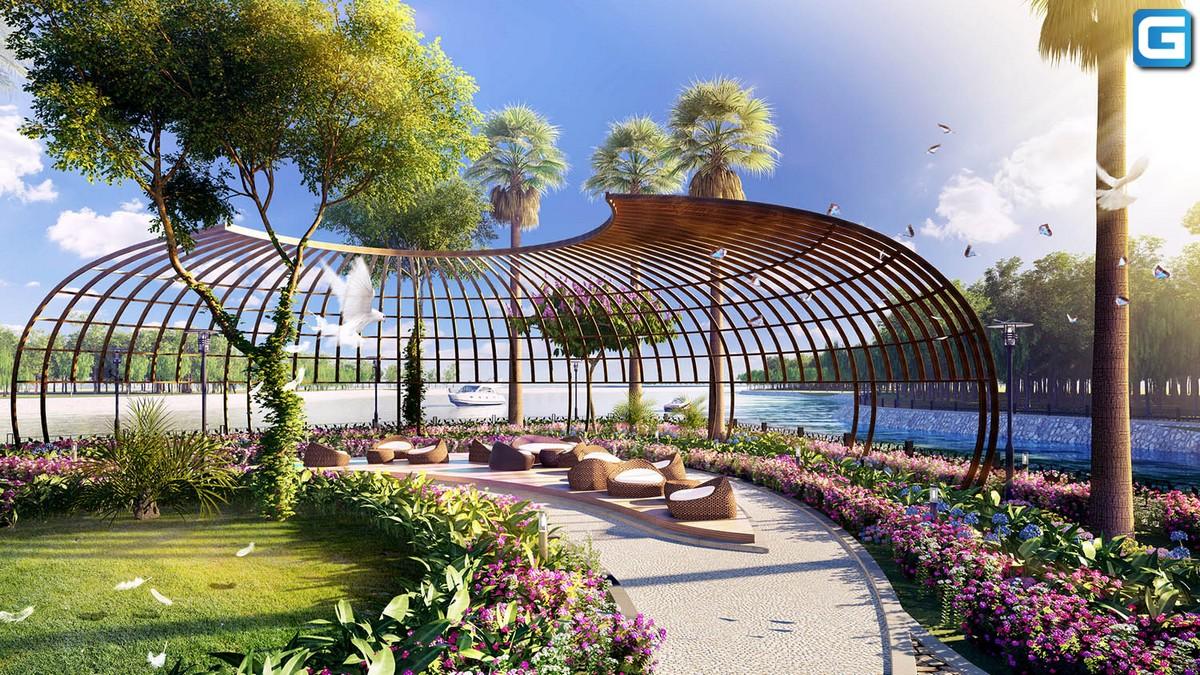 dự án căn hộ Đảo Kim Cương Quận 2
