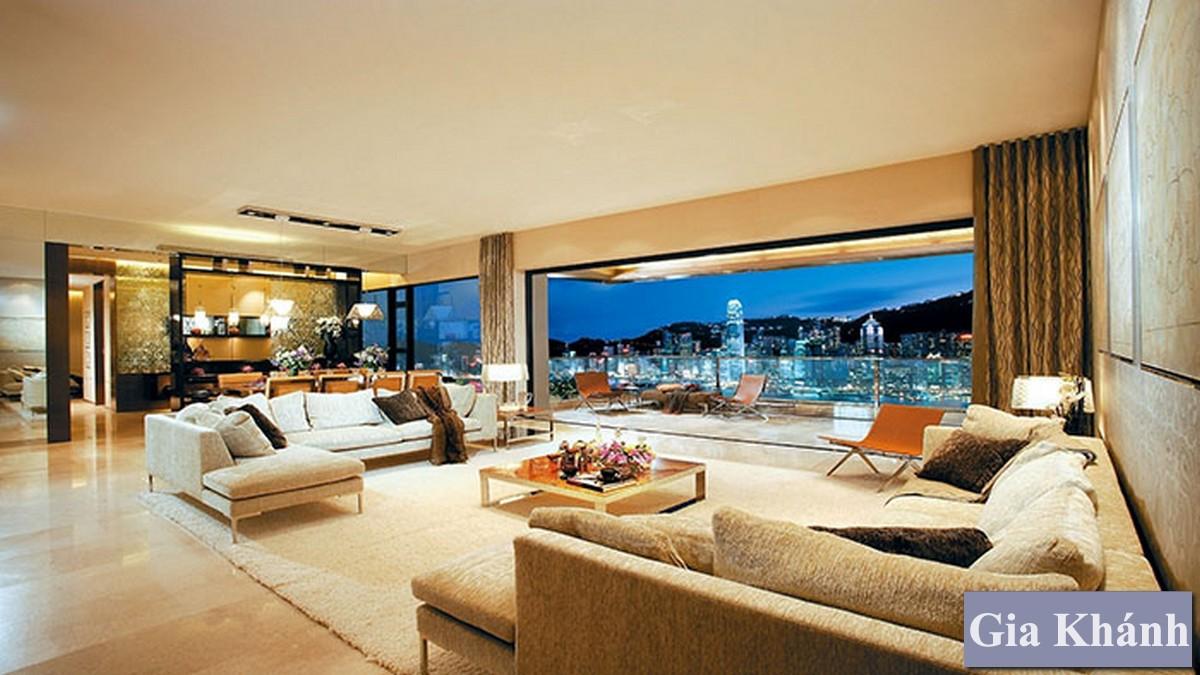 Căn hộ Penthouse gì ? Giá bán căn hộ Penthouse có cao không ?