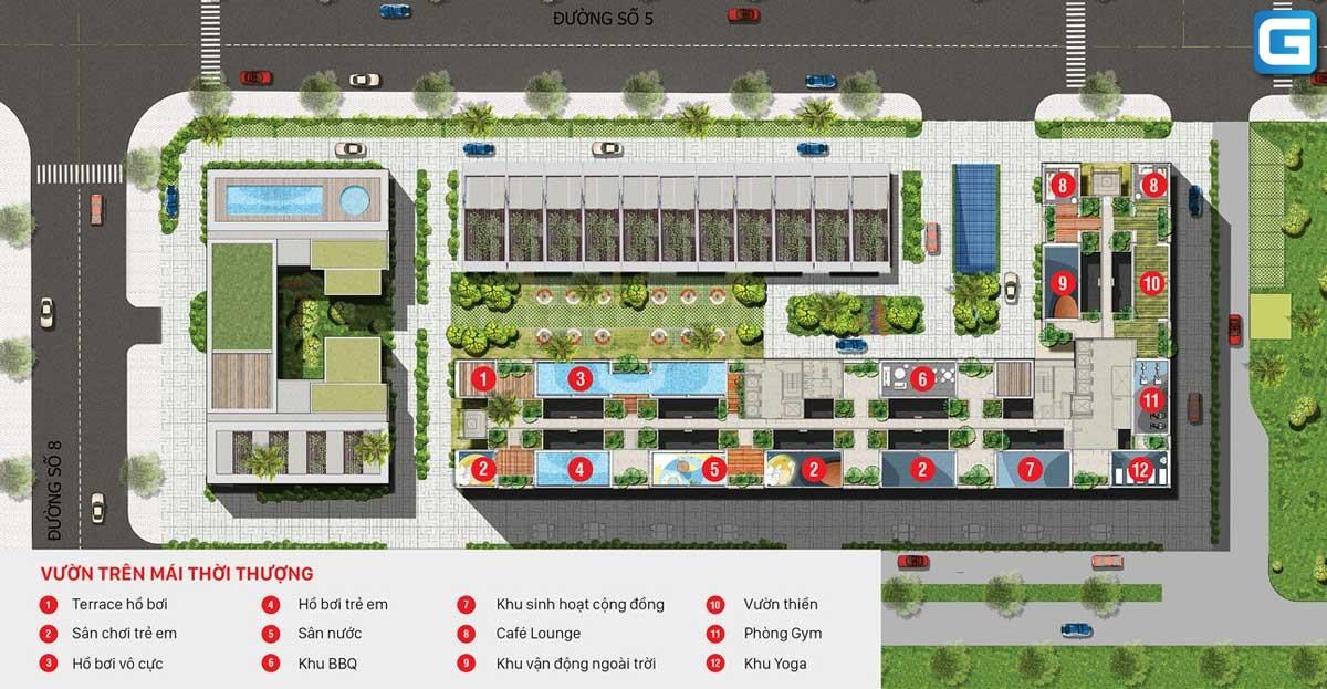 Dự án căn hộ Citi Grand Quận 2