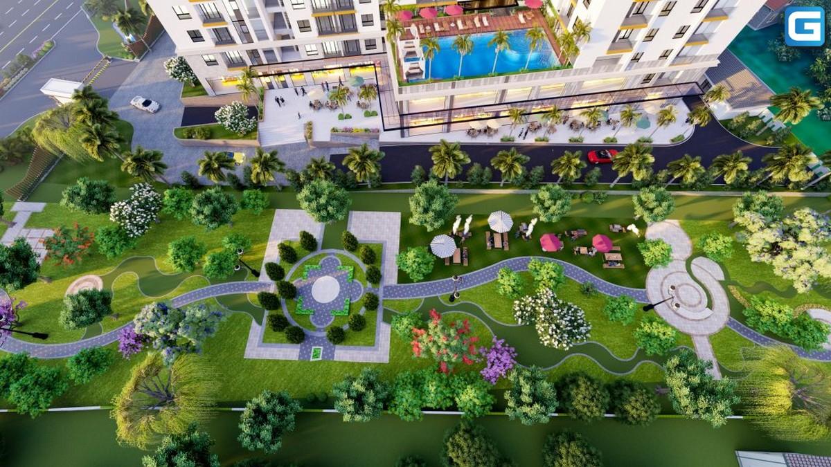 dự án căn hộ Minh Quốc Plaza Thủ Dầu Một Bình Dương