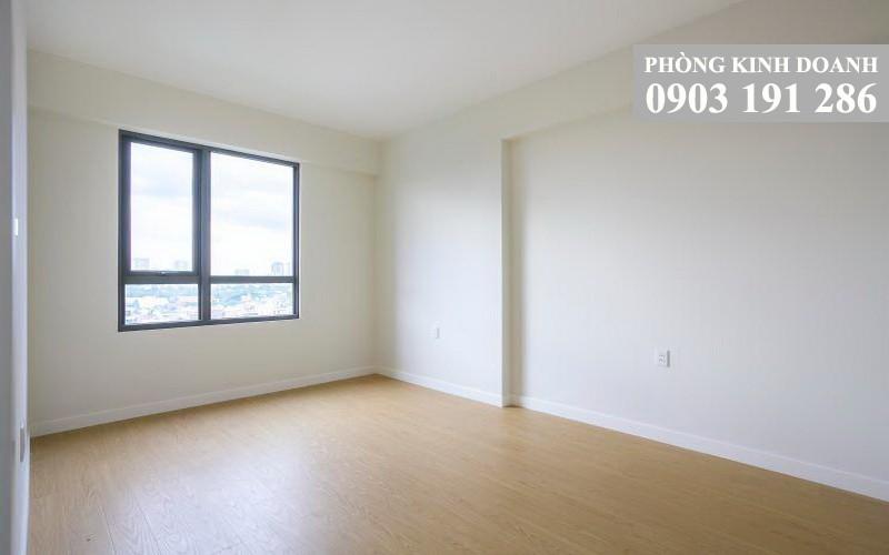 Cho thuê căn hộ Masteri Thảo Điền 3 phòng ngủ lầu 14 tháp T1 nhà trống view sông 900 USD/tháng