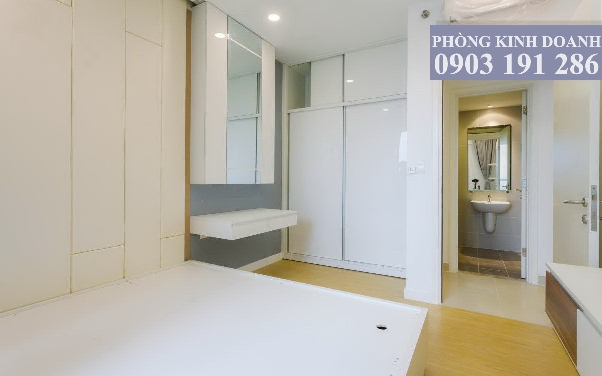 Căn hộ Masteri Thảo Điền cho thuê 1 phòng ngủ tầng 16 tháp T4 có nội thất view hồ bơi 630 USD/th