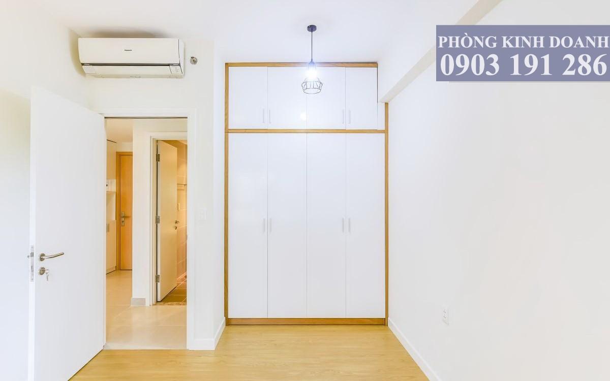 Căn hộ Masteri Thảo Điền cho thuê 1 phòng ngủ lầu 5 tháp T2 đủ nội thất 48 m2 view hồ bơi 600 USD