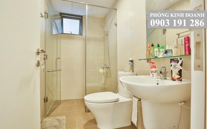 Cho thuê căn hộ Masteri Thảo Điền 3 phòng ngủ tầng 26 tháp T1 nội thất full 92 m2 view sông 1100 USD