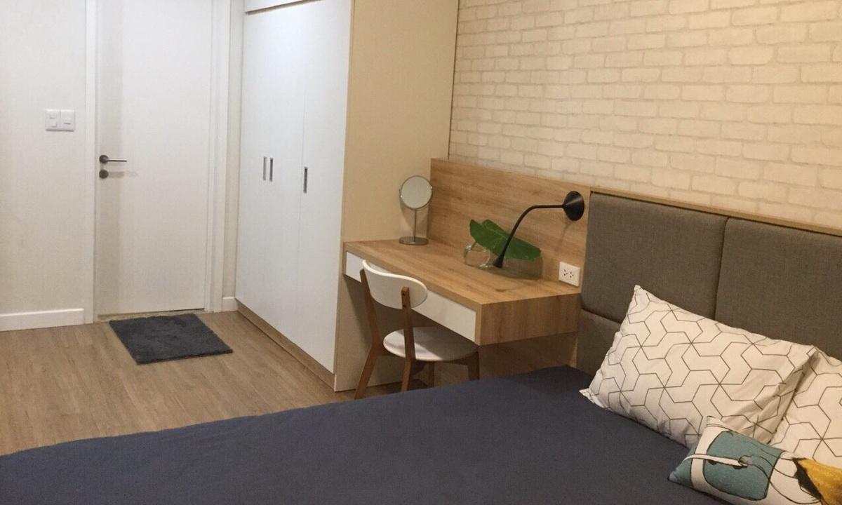 Masteri Thảo Điền cho thuê 3 phòng ngủ lầu 15 tháp T3 full nội thất view sông 1100 USD/tháng