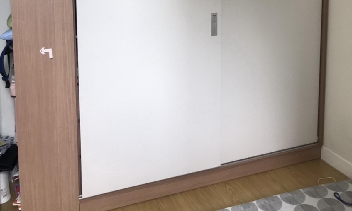 Căn Masteri Thảo Điền cho thuê 3 phòng ngủ lầu 19 block T3 đủ nội thất view sông 1050 USD/tháng