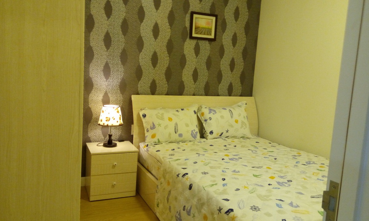 Căn hộ Masteri Thảo Điền cho thuê 3 phòng ngủ tầng 22 tháp T3 đầy đủ nội thất view sông 1100 USD/th