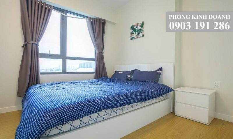 Masteri Thảo Điền cho thuê 2 phòng ngủ lầu 7 block T1 nội thất đầy đủ 750 USD/tháng