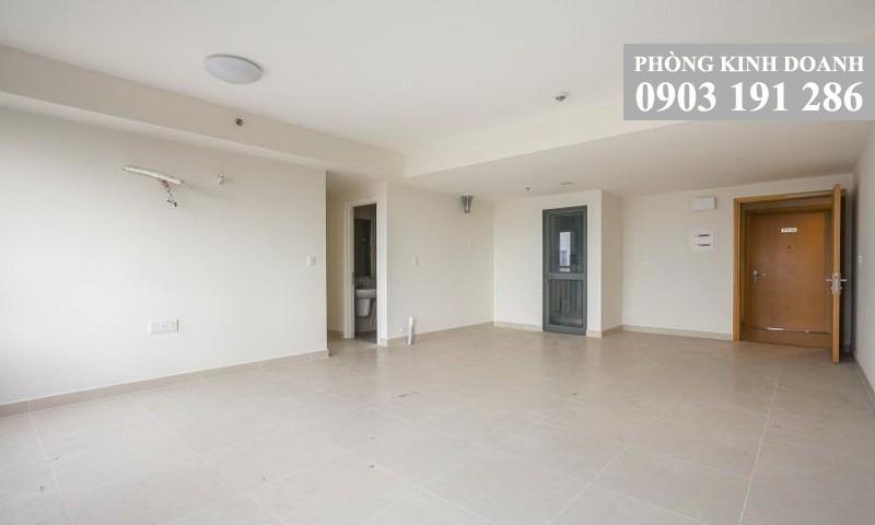 Cho thuê căn hộ Masteri Thảo Điền 3 phòng ngủ tầng 17 tháp T1 không nội thất view sông 900 USD/tháng