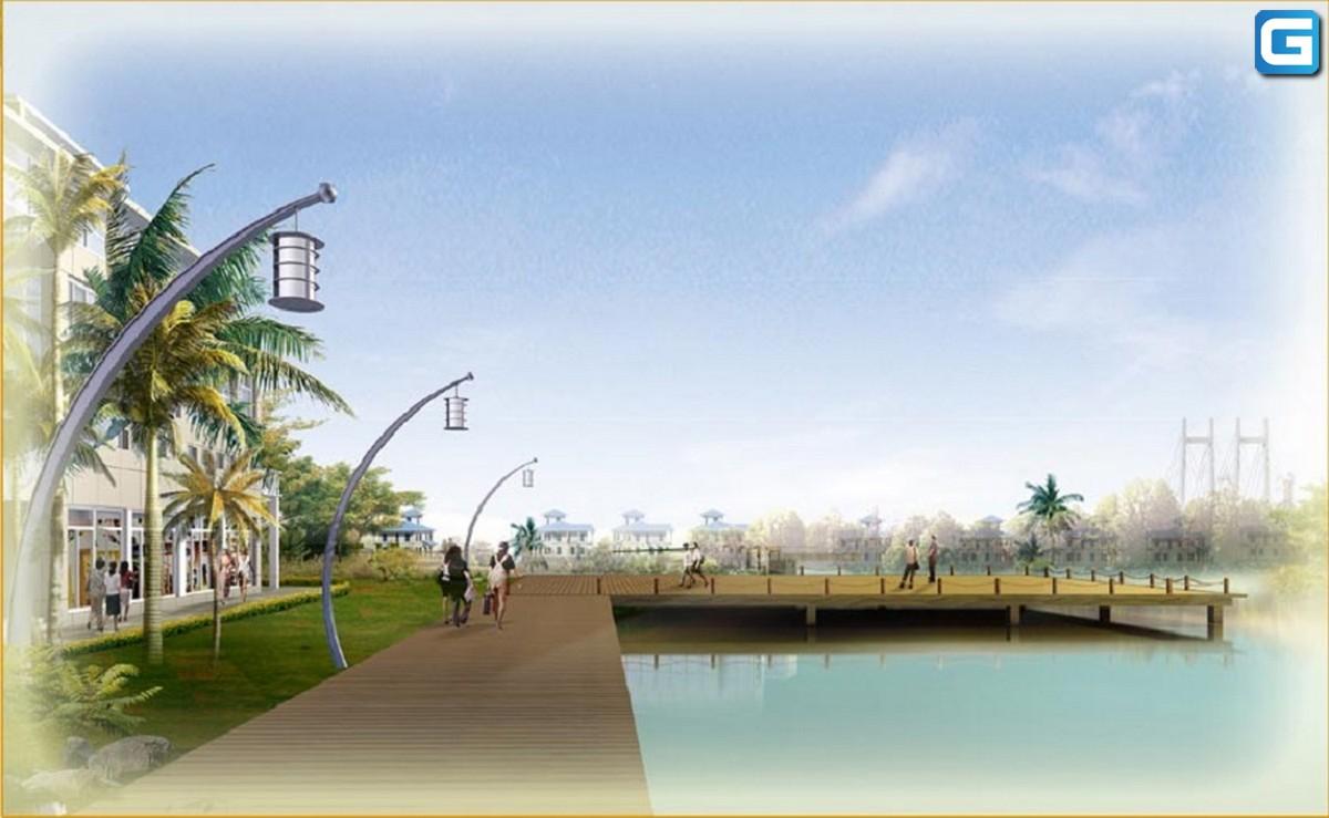 dự án The Green Village