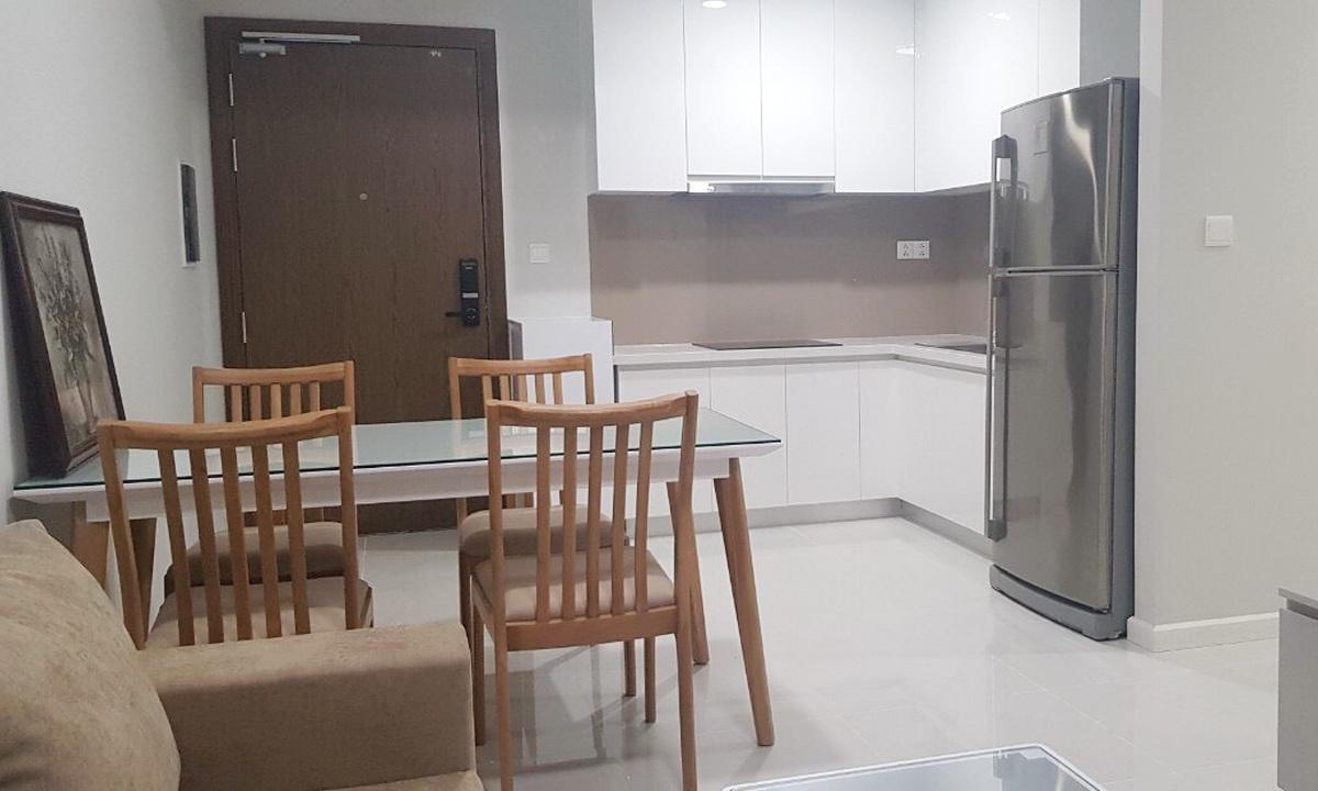 Masteri An Phú cho thuê 2 phòng ngủ nội thất đẹp căn hộ toà A lầu 11