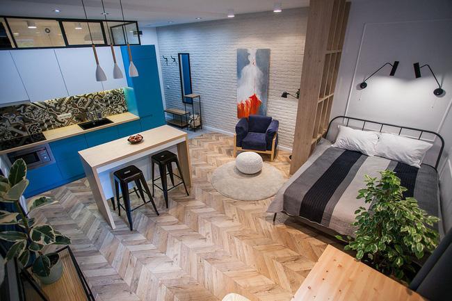 Căn hộ Studio là gì ? Có nên mua hay thuê căn hộ Studio không ?
