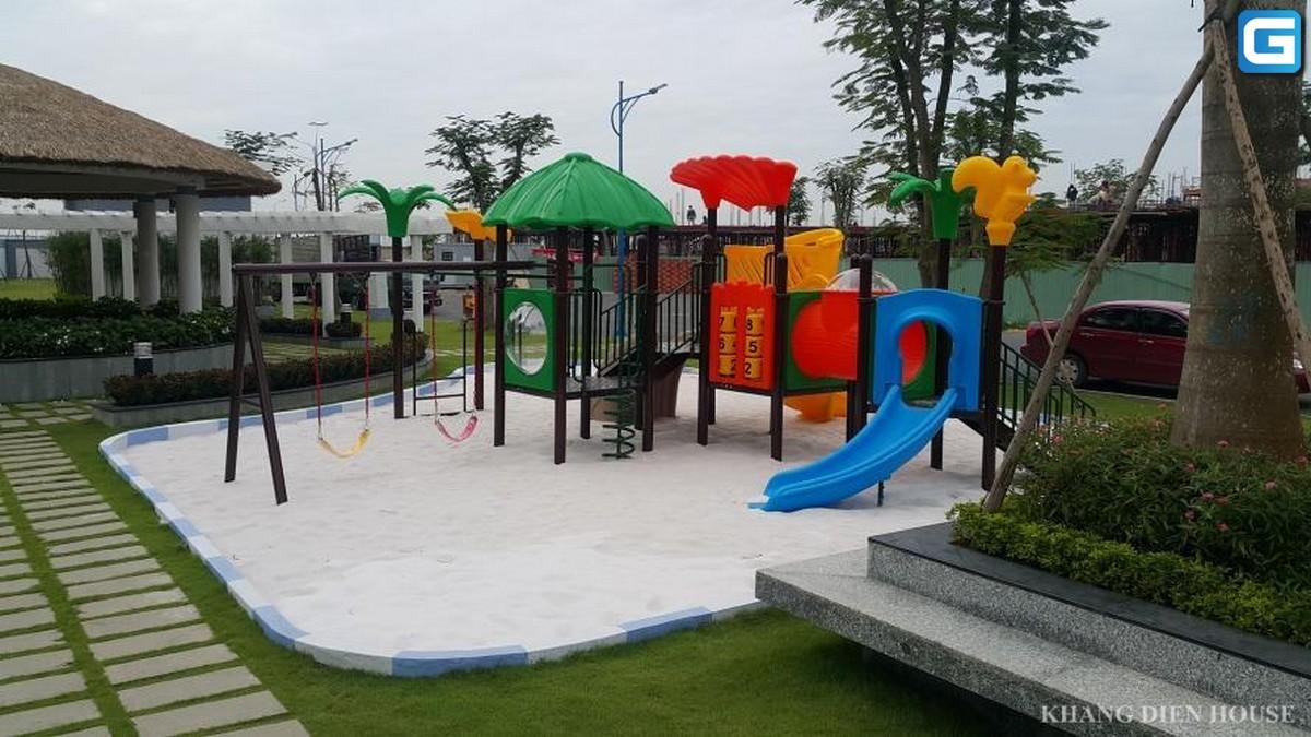 dự án nhà phố Merita Khang Điền