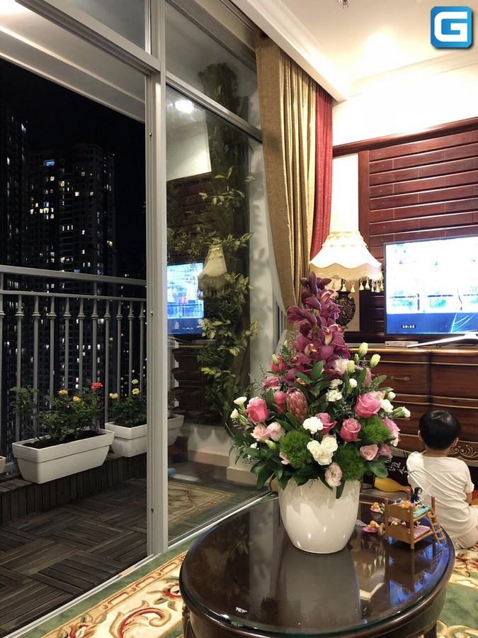 Căn hộ Landmark 2 Vinhomes Central Park cho thuê 3pn đầy đủ nội thất view Landmark 81