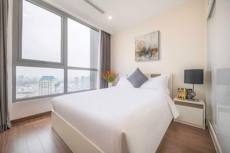 Cho thuê Landmark Plus Vinhomes Central Park 2PN, Lầu 17 Full Nội Thất
