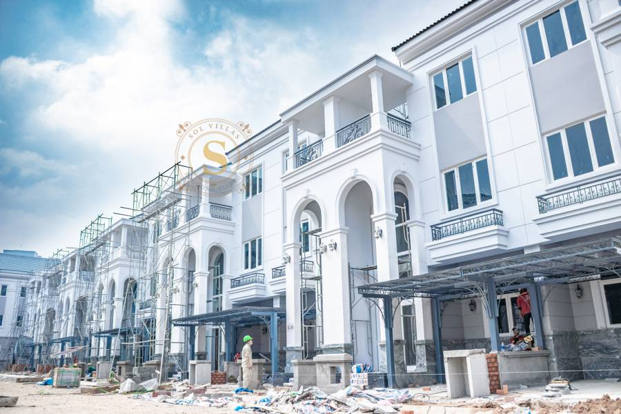 dự án Phố Đông Village
