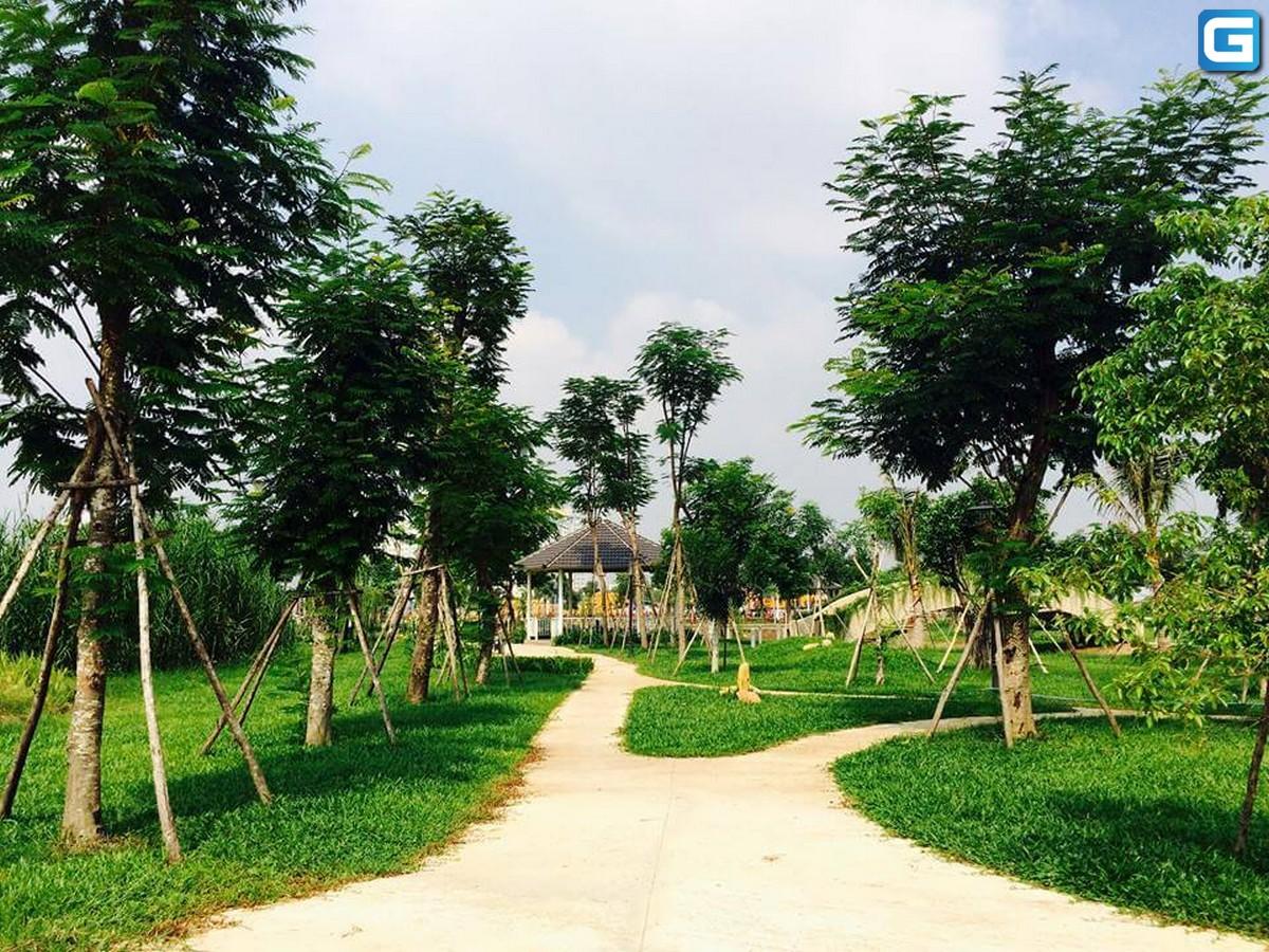 dự án Park Riverside