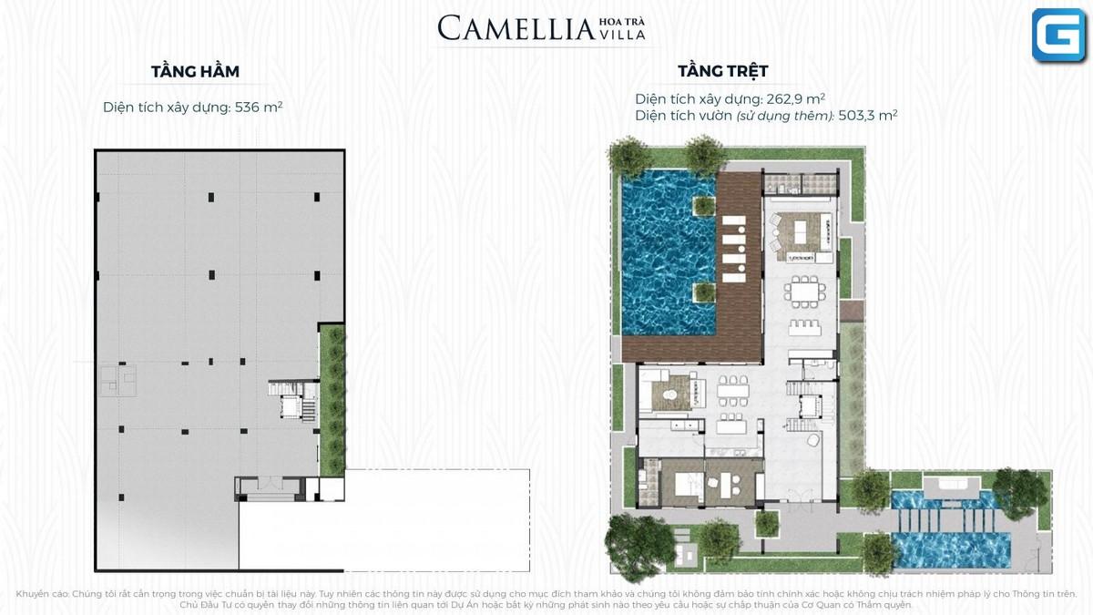 dự án biệt thự Lancaster Eden Villa Quận 2