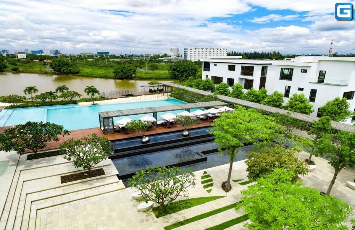 dự án biệt thự Lucasta Khang Điền Quận 9