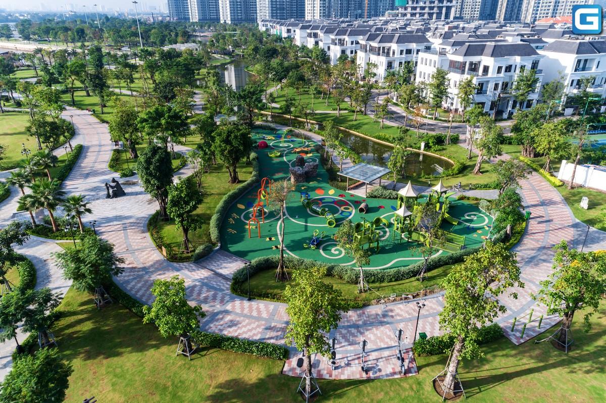The Villas Vinhomes Central Park