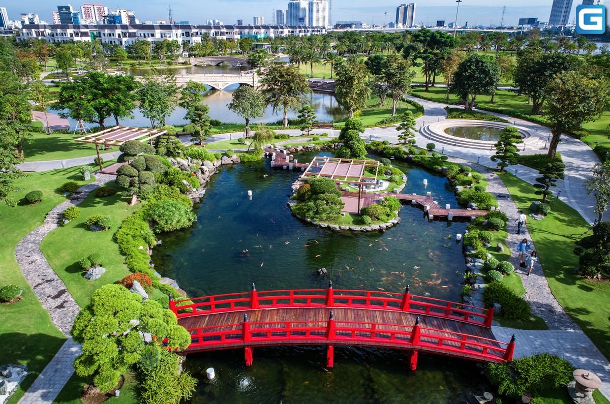 dự án biệt thự The Villas Vinhomes Central Park