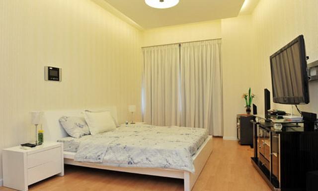 Cho thuê căn hộ Saigon Pearl 3 phòng ngủ tầng 23 block Sapphire 1 nội thất full view sông