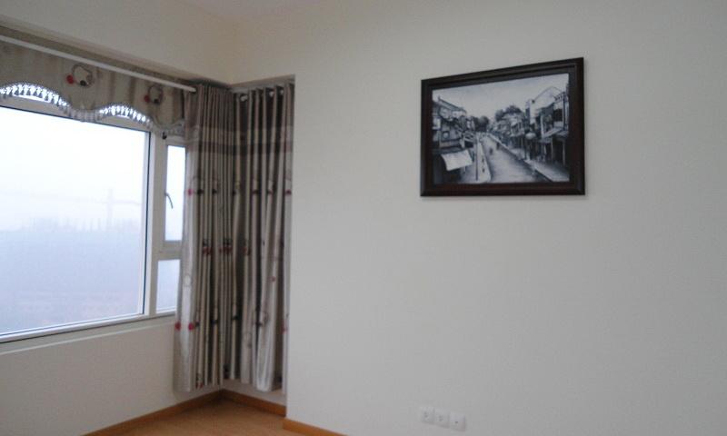 Căn hộ Saigon Pearl cho thuê 2 phòng ngủ tầng 8 tháp Sapphire 1 nội thất full view sông