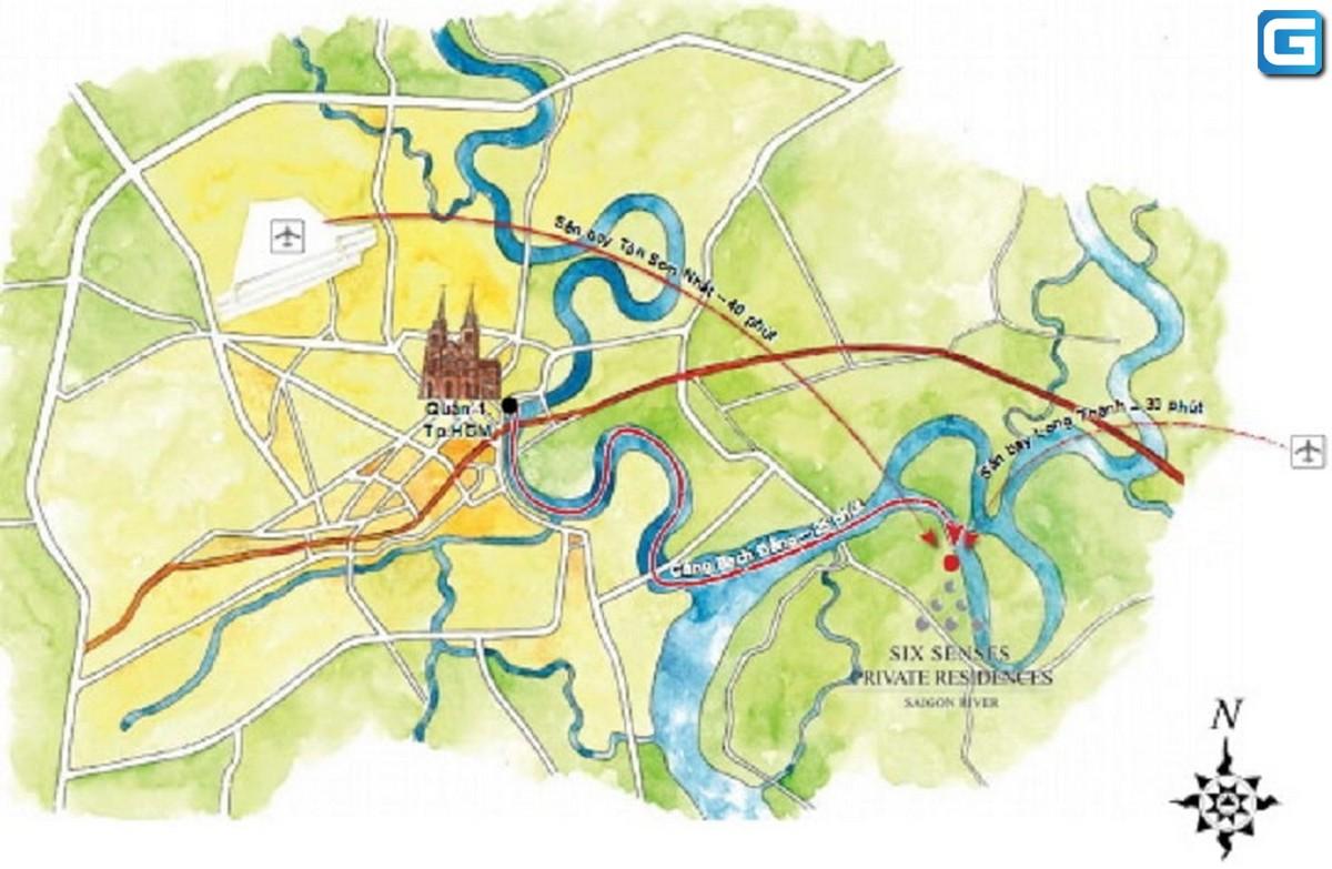 Six Sense Saigon River