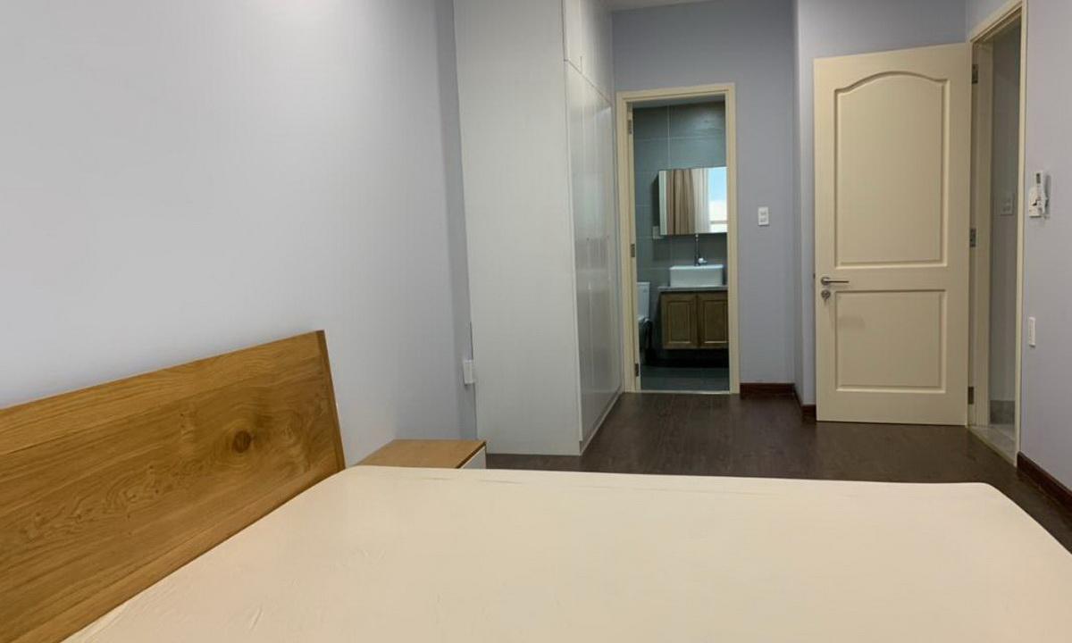 Cho thuê căn hộ Sunrise Cityview 2 phòng ngủ lầu 20 toà B đủ nội thất 900 USD/tháng