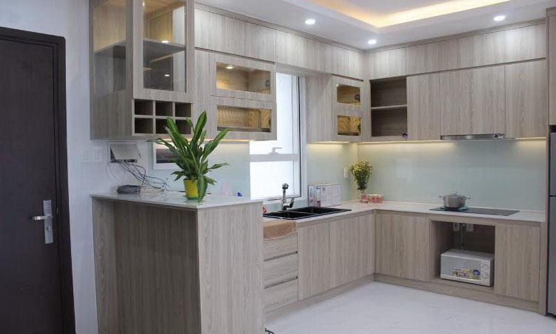 Căn hộ Sunrise Cityview cho thuê 3 phòng ngủ tầng 11 toà A nội thất đẹp 105 m2 1100 USD