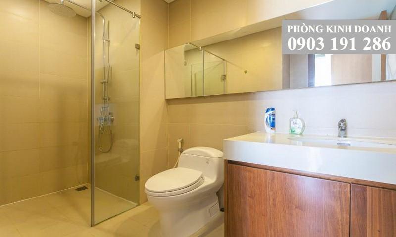 Cho thuê căn hộ Thảo Điền Pearl 2 phòng ngủ tầng 10 tháp B có nội thất view sông