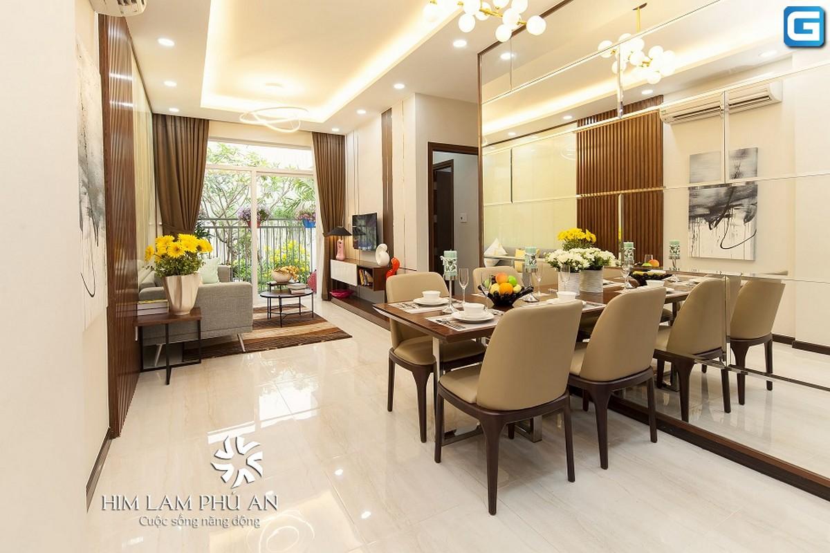 dự án căn hộ Him Lam Phú An Quận 9