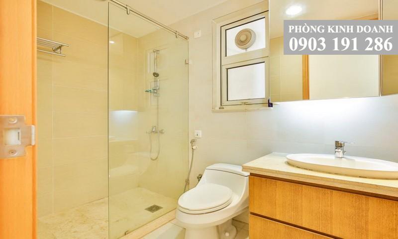 Cho thuê căn hộ Saigon Pearl 3 phòng ngủ lầu 16 toà Sapphire 1 đầy đủ nội thất view sông
