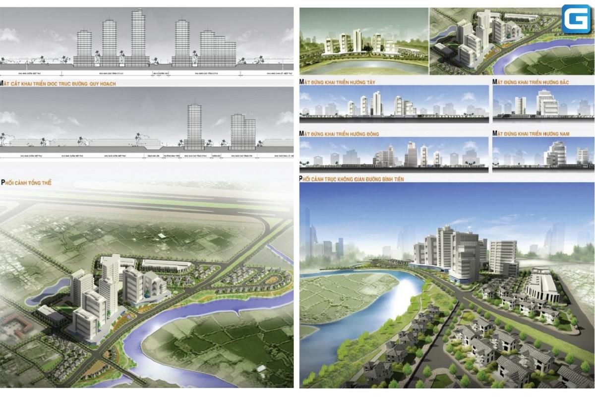 dự án Corona City