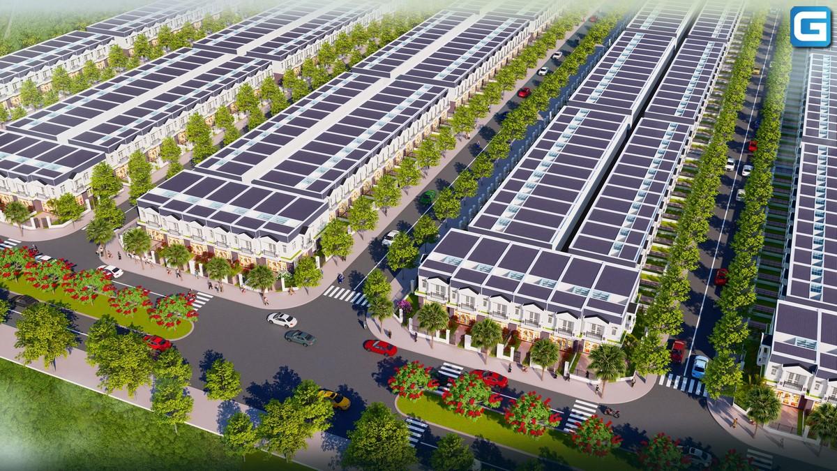 dự án Nam An New City Bàu Bàng Bình Dương