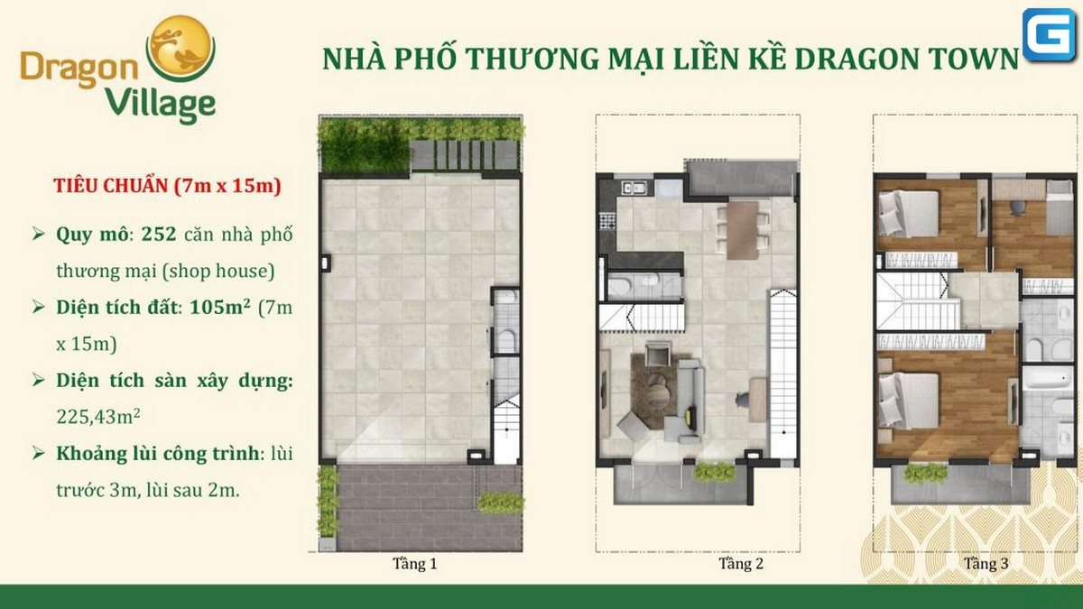 dự án Dragon Village quận 9