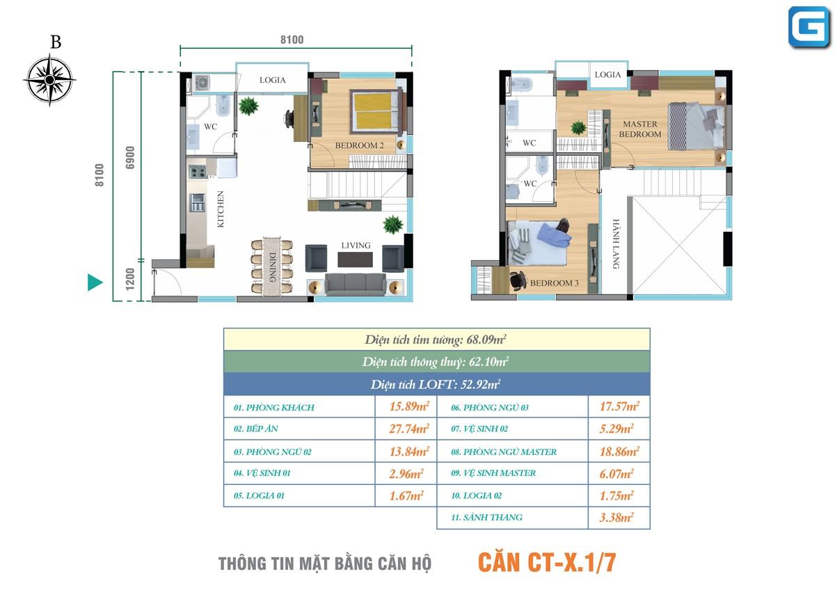 dự án căn hộ D-Homme Quận 6