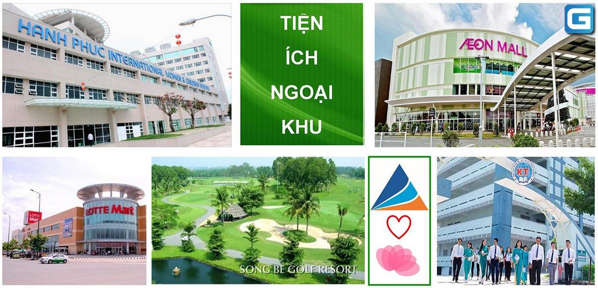 dự án căn hộ Opal Avenue Thuận An Bình Dương