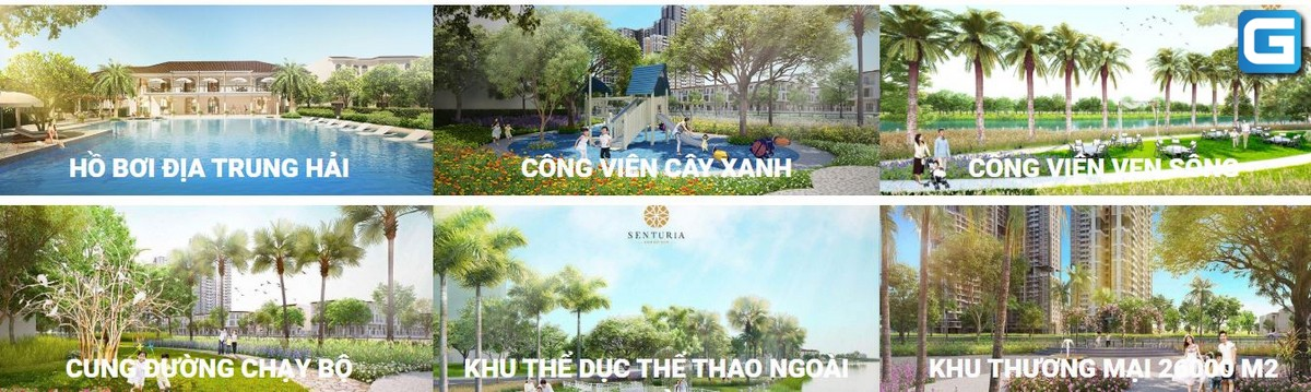 Senturia Nam Sài Gòn