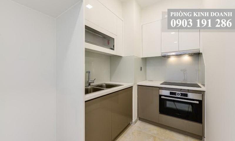 Cho thuê căn hộ Opal Saigon Pearl 1 phòng ngủ tầng 20 nội thất cơ bản