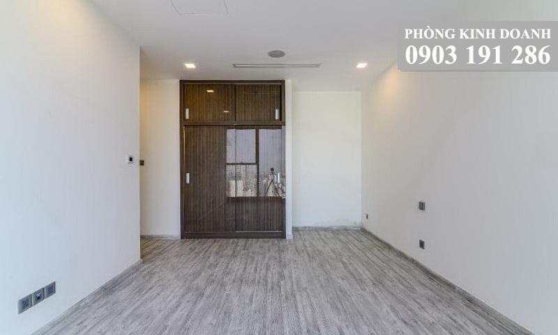Opal Saigon Pearl cho thuê 2 phòng ngủ lầu 30 nội thất cơ bản view sông