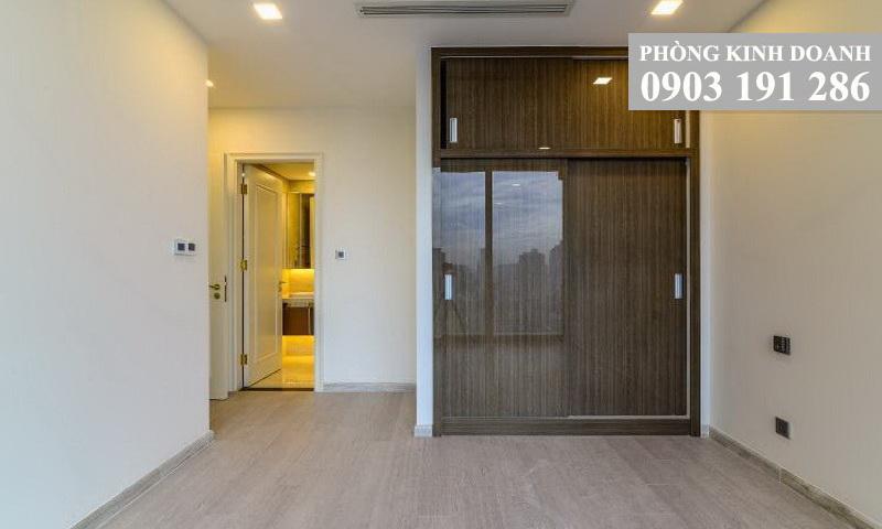 Cho thuê Saigon Pearl 3 phòng ngủ tầng 25 tháp Opal không nội thất view sông