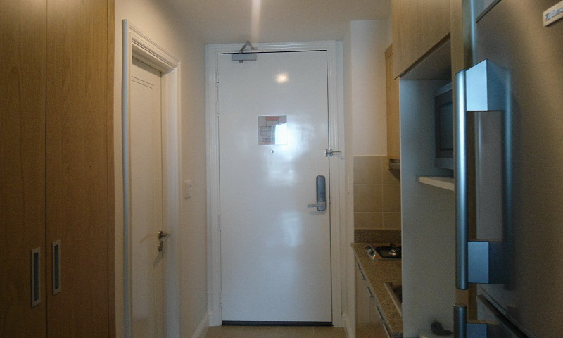 Cho thuê căn hộ The Manor tầng 18 toà G full nội thất 1 phòng ngủ view quận 1