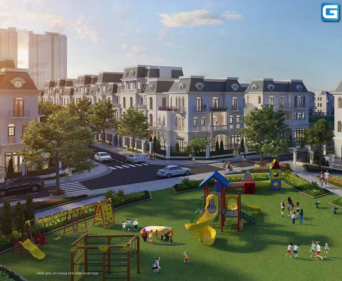 dự án căn hộ Vinhomes Wonder Park Đan Phượng
