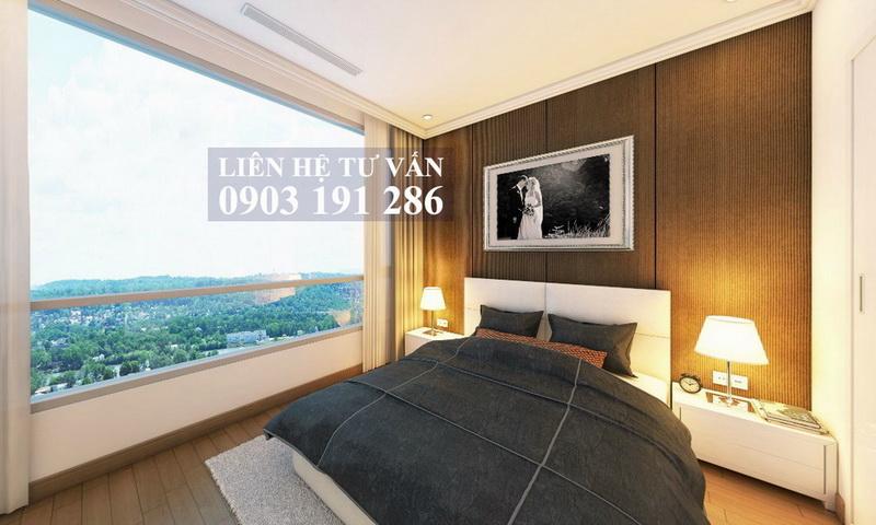 Sunwah Pearl Bình Thạnh cho thuê lầu 27 block B2 full nội thất 3 phòng ngủ view sông