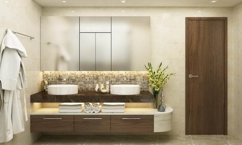 Sunwah Pearl Bình Thạnh cho thuê lầu 40 block B2 nội thất 3 phòng ngủ view sông