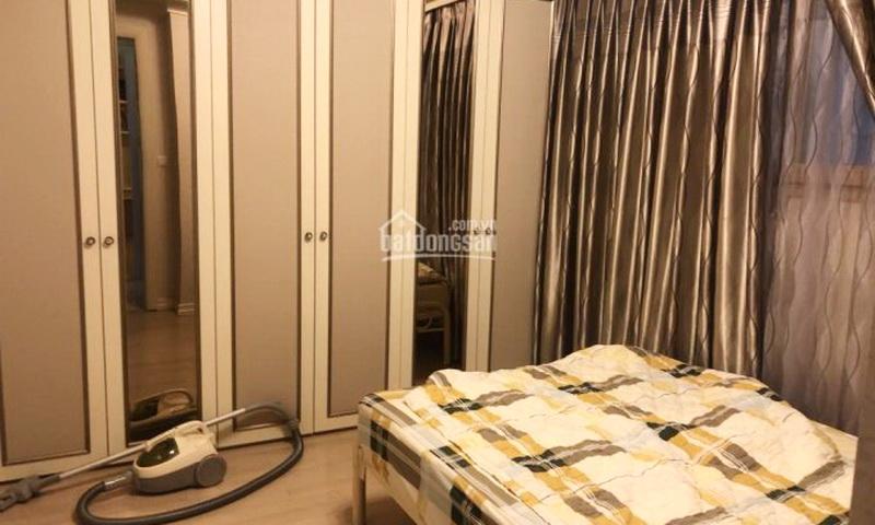 Căn hộ Cantavil Hoàn Cầu cho thuê view thoáng 3 phòng ngủ tầng 4 có nội thất