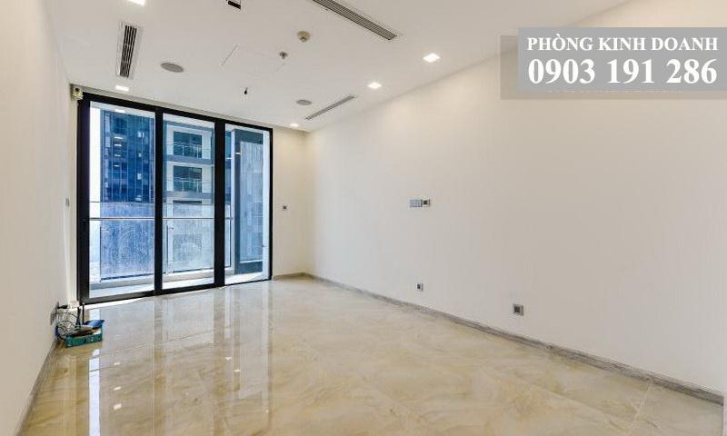 Cho thuê căn hộ Feliz En Vista quận 2 lầu 17 toà Cruz nội thất cơ bản 1 phòng ngủ